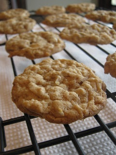 coconut chocolate chunk oatmeal cookies. use a butter substitute