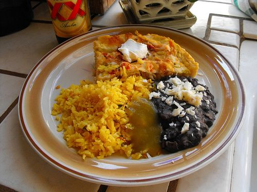 Basic Mexican Rice Recipe | Food for Thought | Pinterest