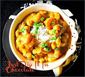 Pumpkin Shrimp and Scallop Curry Recipe | YUM | Pinterest