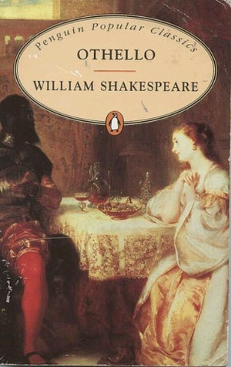 Hamlet By William Shakespeare Book Cover Othello - Shakespeare ...
