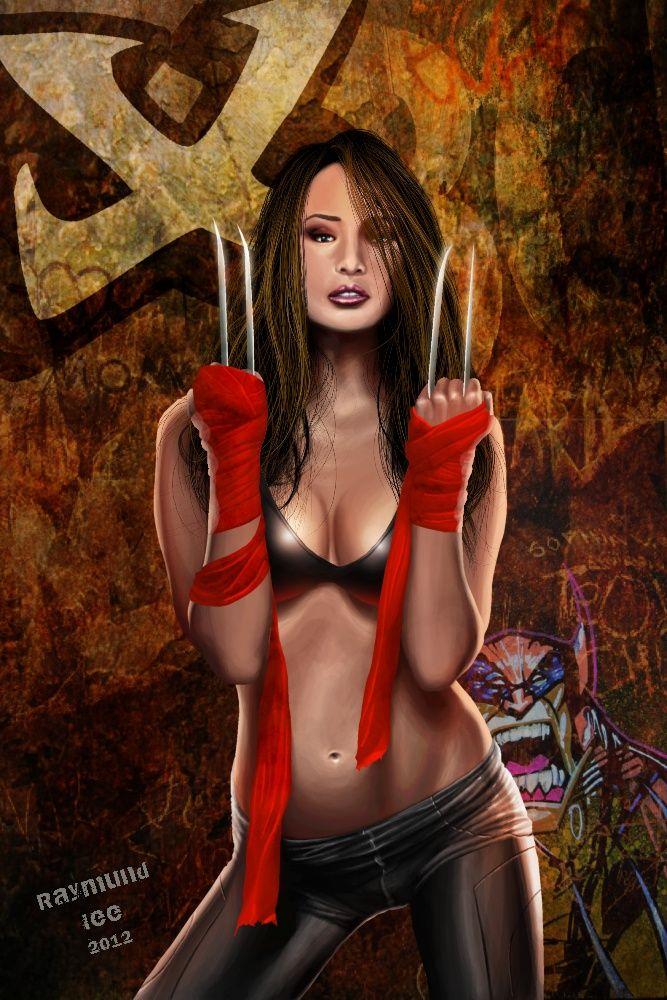 X 23 Marvel Pin by Brandon Barber ...