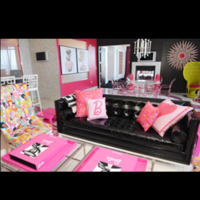 Barbie Room: Barbie Room(: