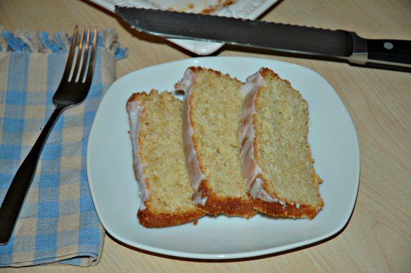 Orange and Almond Quick Bread