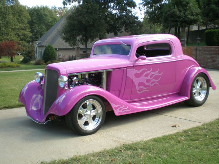 Chevrolet 1934 3 window coupe street rod rides pinterest for 1934 chevrolet 3 window coupe
