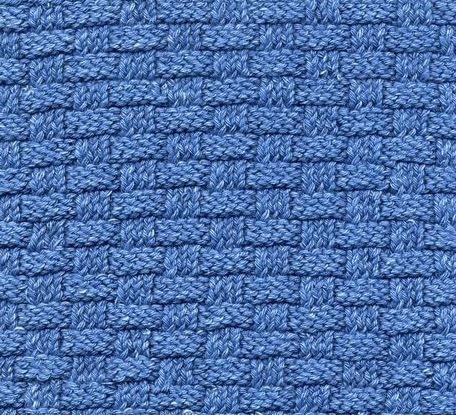 BASKETWEAVE KNITTING STITCH Free Knitting Projects