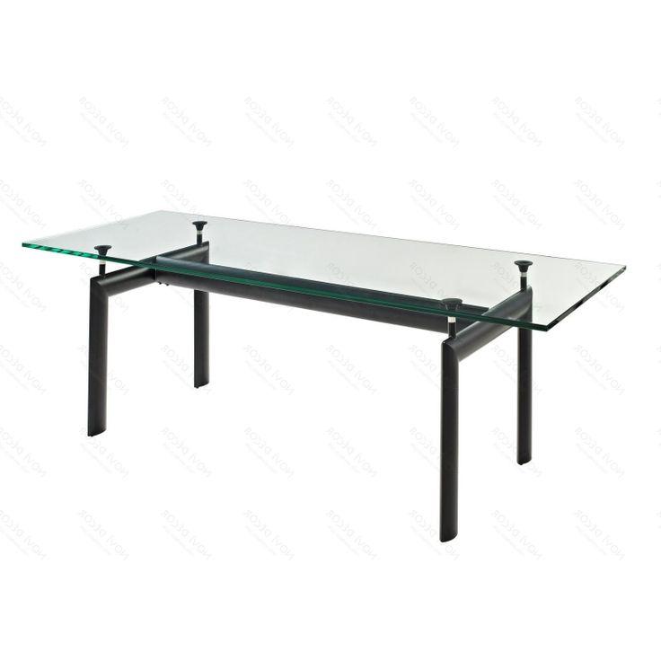 Le corbusier lc6 table design classics pinterest - Table le corbusier lc6 ...
