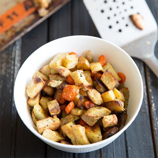 Roasted Sweet Potatoes, Apples and Carrots. | The Hung~α~ry + r3cipe ...