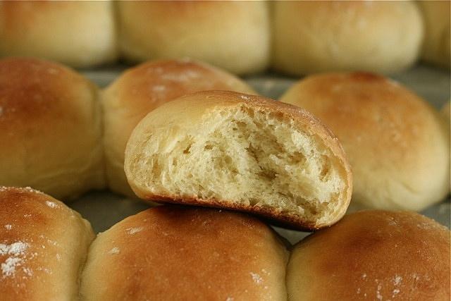 potato rolls 1 by annieseats, via Flickr
