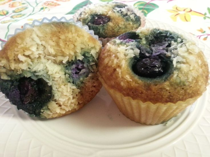 Gluten-Free Blueberry Muffins | Rice Cooker | Pinterest