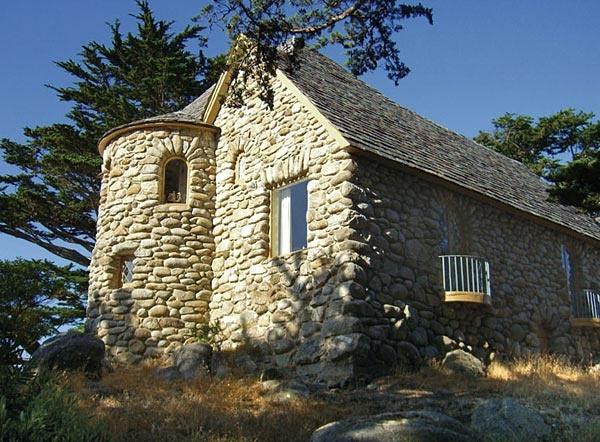 River Rock Siding House Pinterest