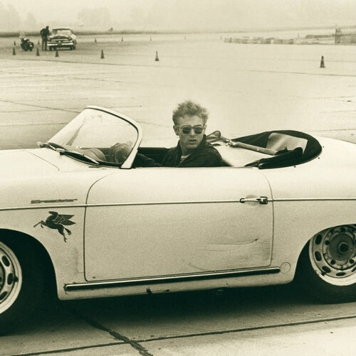 James Dean Porsche 356 Deux Mythes Legends James