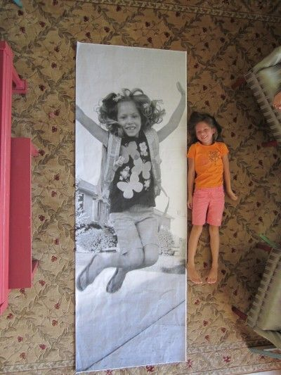How to print LARGE pictures for cheap..Blue Print Printing