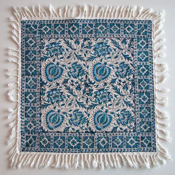Decorative Tablecloth Photograph Brand New Persian Hand Pr
