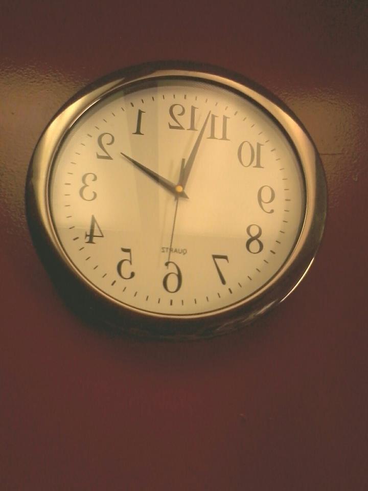 Crazy Clock Cool Clocks Pinterest