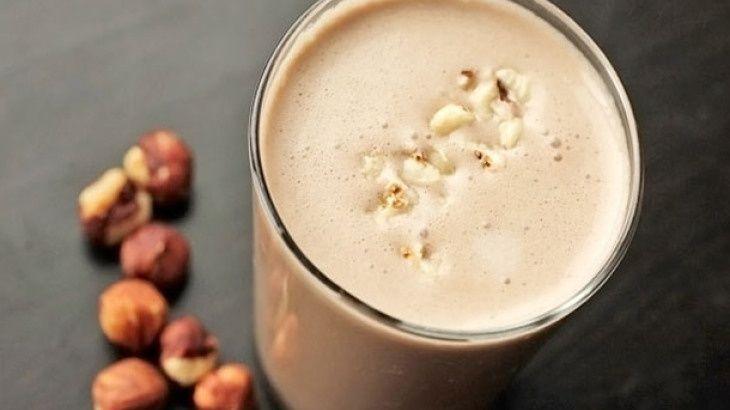 Nutella Eggnog   Food&drinks   Pinterest