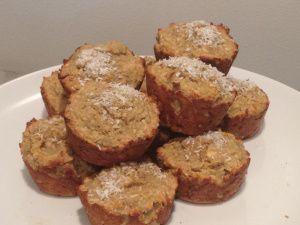 Coconut- Apple Cakes | Muffins | Pinterest