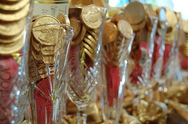 Favors For Our 50th Anniversary Party