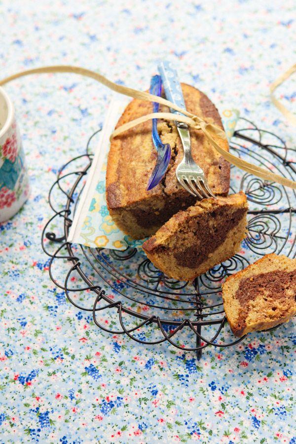 gluten free marbled cake recipe nutritious tartine gourmande