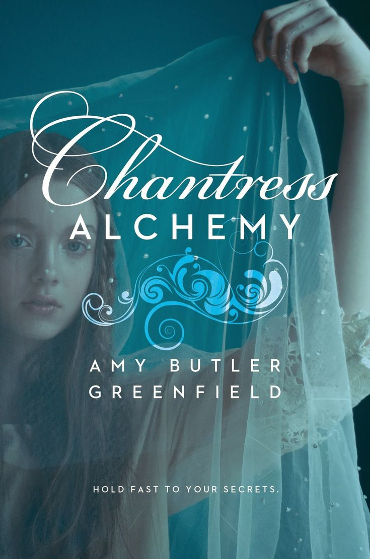 Chantress Academy (Chantress #2) by Amy Butler Greenfield  REDESIGN