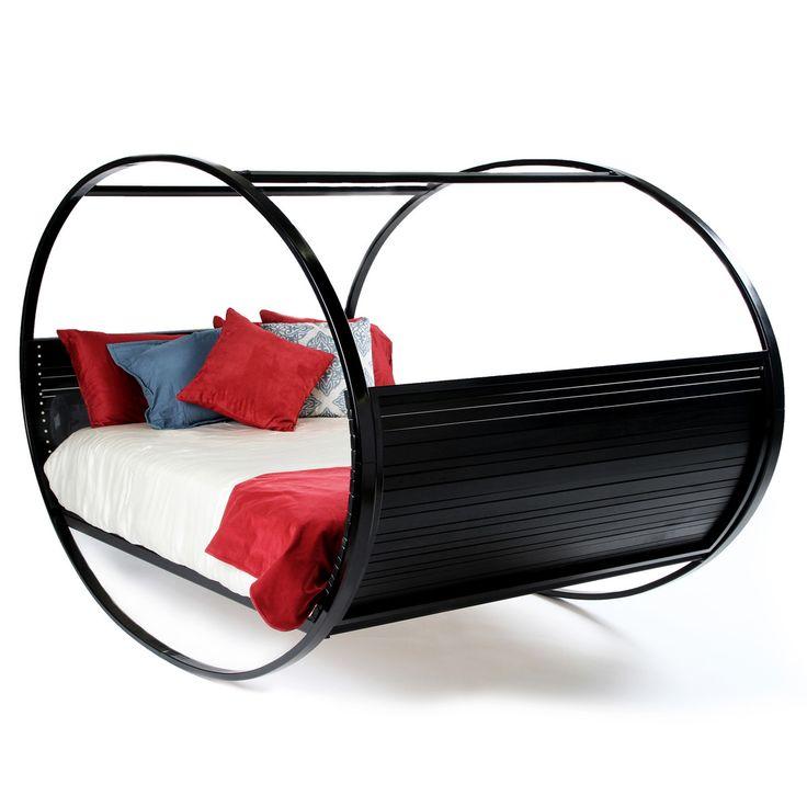 Liberator orbit king bed Erotic furniture