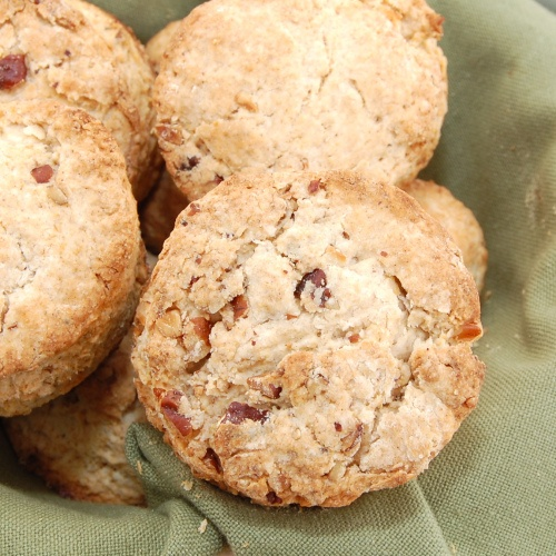 Pecan Sour Cream Biscuits | recipes...donuts/scones/sweet breads..all ...