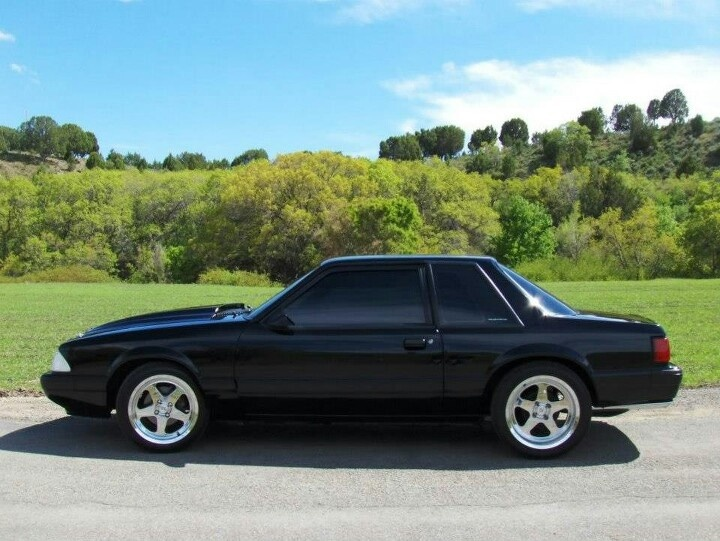 Ford Mustang Fox Body Car Autos Gallery