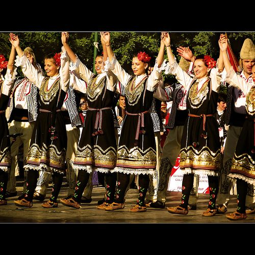 XXIV. Szegedi Nemzetközi Néptáncfesztivál - ELIT Folklore Táncegyüttes (Bulgária) / International Folkdance Festival of Szeged - ELIT Folklore Folkdance Group from Bulgaria Szeged, Hungary (2010. július 09.)