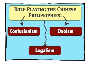philosophical traditions of confucianism, daoism & legalism essay  to confucianism, taoism, and buddhism as the essences of traditional   advocating a policy of the benign government and a philosophy that.