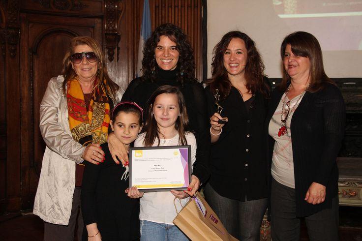 """Ganadora categoría """"Medios Alternativos"""": el blog """"Según Roxi"""""""