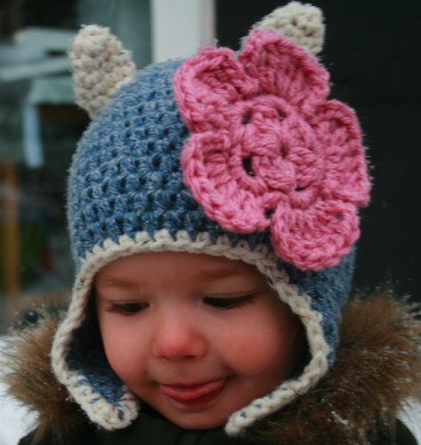Lots of Crochet Hat Patterns Online