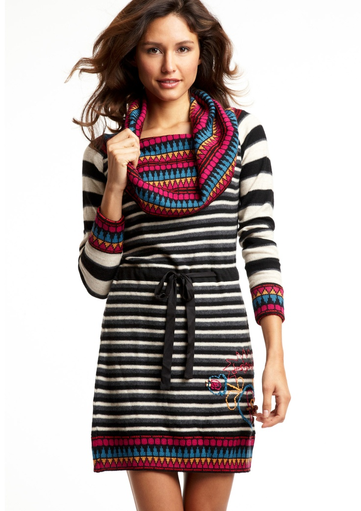 Desigual Fall WINTER 2012 Collection | knit 2 | Pinterest