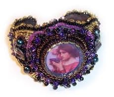 embroidery beaded bracelet images - Google Search