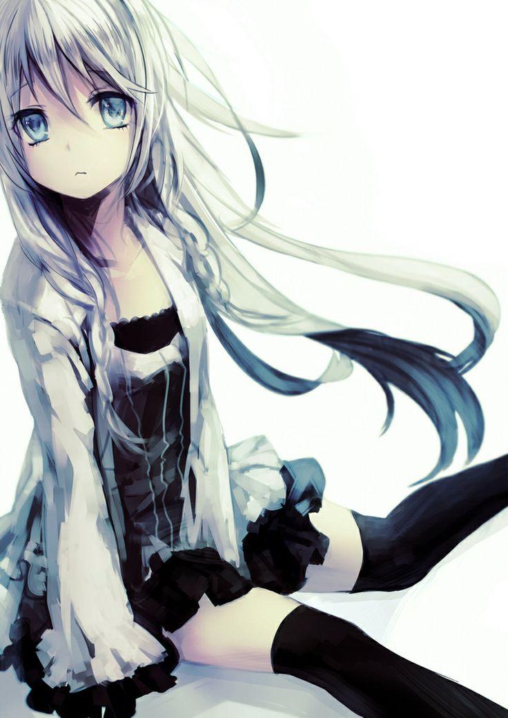 Ia Vocaloid Anime Girls Sad Anime Pretty Anime