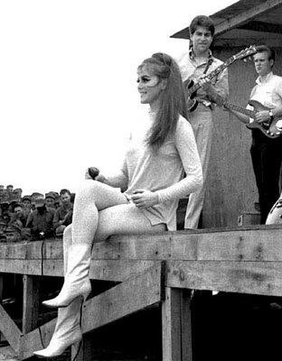 Ann Margret upskirt The Vintage