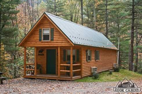 Modular Log Cabins Dreaming Log Cabin Home Pinterest
