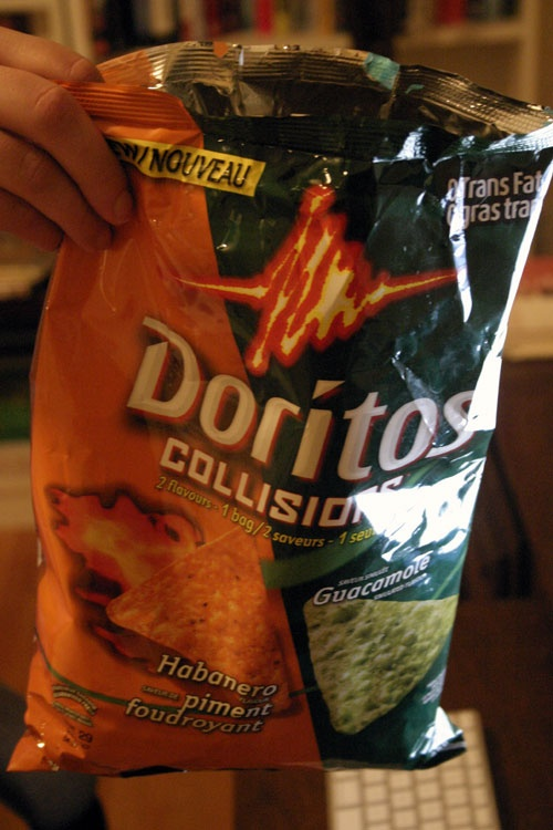Habañero/Guacamole | Food - Creative and Strange Doritos Flavors Aro ...
