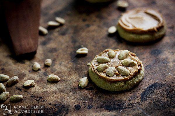 Senegal's PB & Peanut Sugar Cookies   Cinq Centimes   Recipe