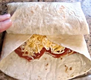 Breakfast Burrito Pizza Recipes — Dishmaps