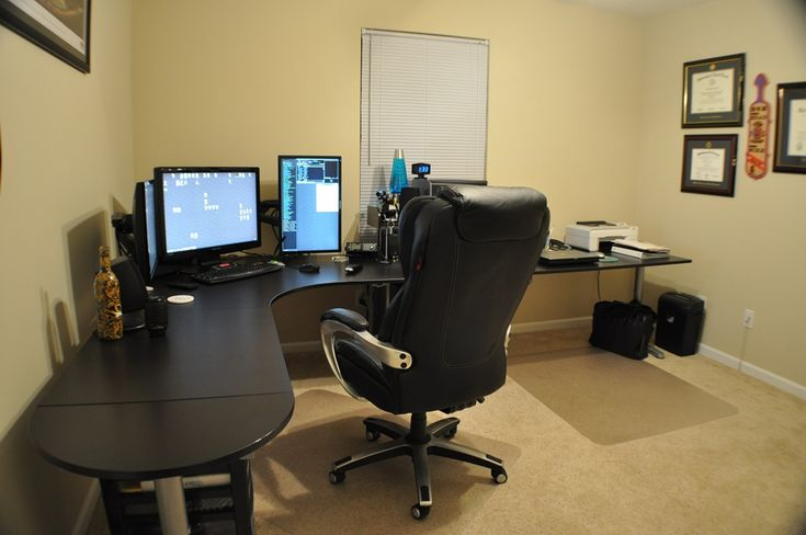 ikea galant desk house office