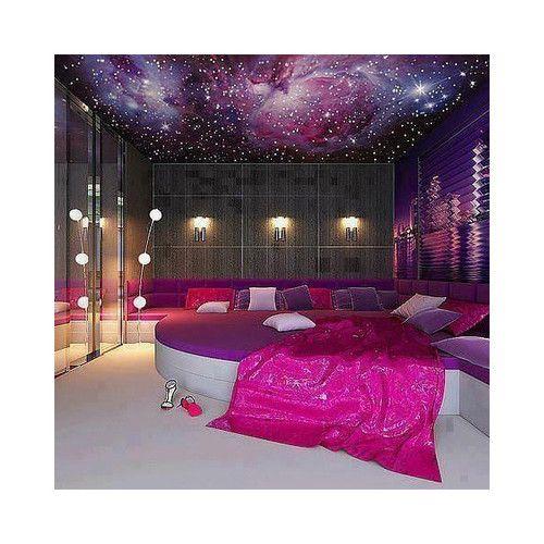 Galaxy room future home ideas pinterest for Galaxy bedroom ideas