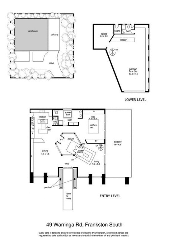 Mid Century Modern House Plans Retro Mid Century