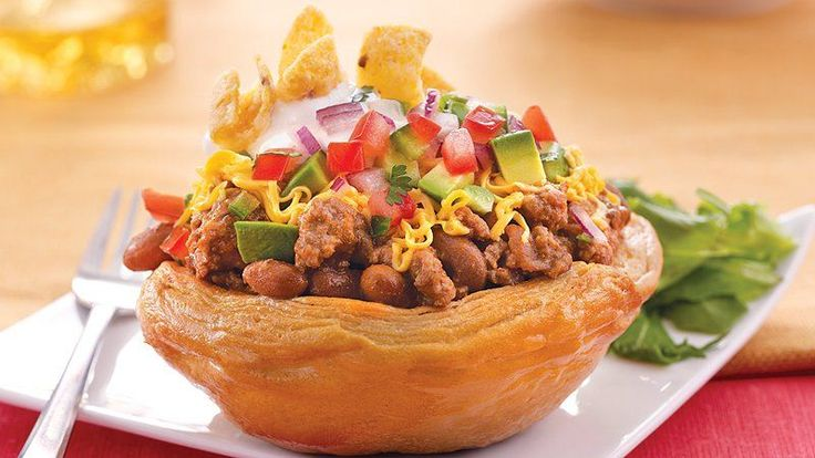 Biscuit Taco Cups | Recipe