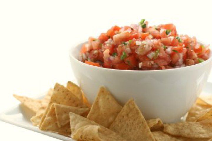 Pico de Gallo Salsa II Recipe | Pretty Yummo | Pinterest