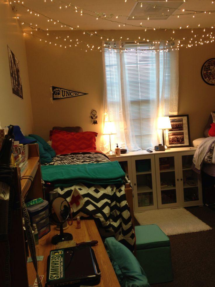 My Dorm At Uncw In Cornerstone Hall My Style Pinterest