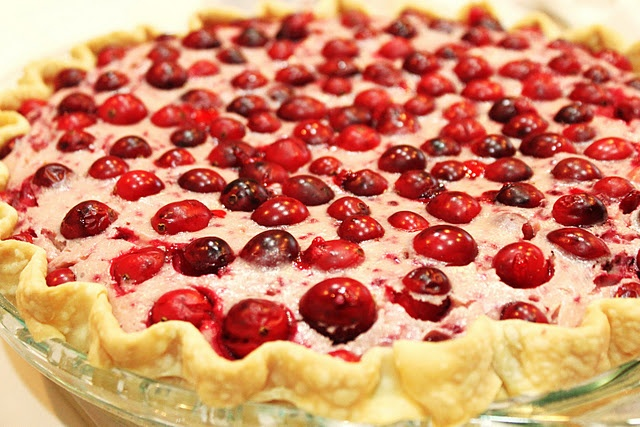 Cranberry Cheesecake Pie-well...i'd give it 7 out of 10 for ranking ...
