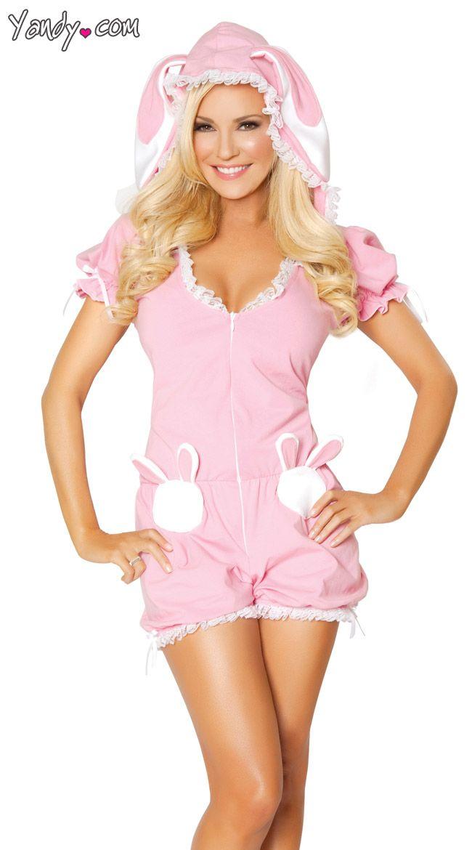 Cozy Lil Bunny Costume By Bridget | Costume Ideas | Pinterest