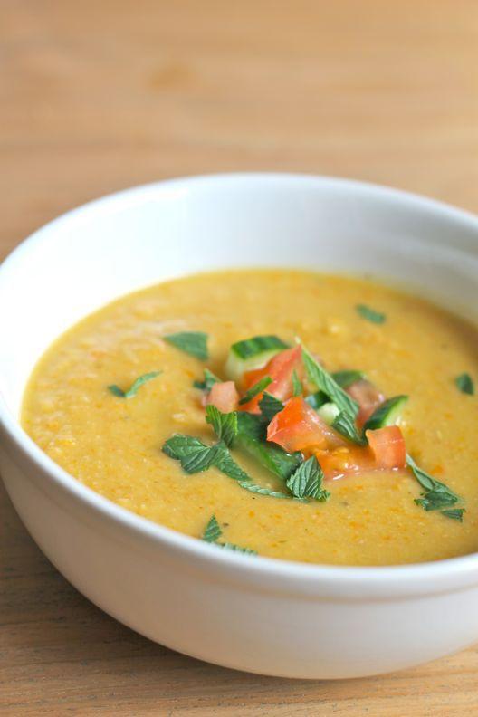 chickpea soup | Eat it | Pinterest