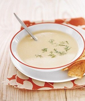 Creamy Mashed Potato and Leek Soup|It's time for Thanksgiving ...