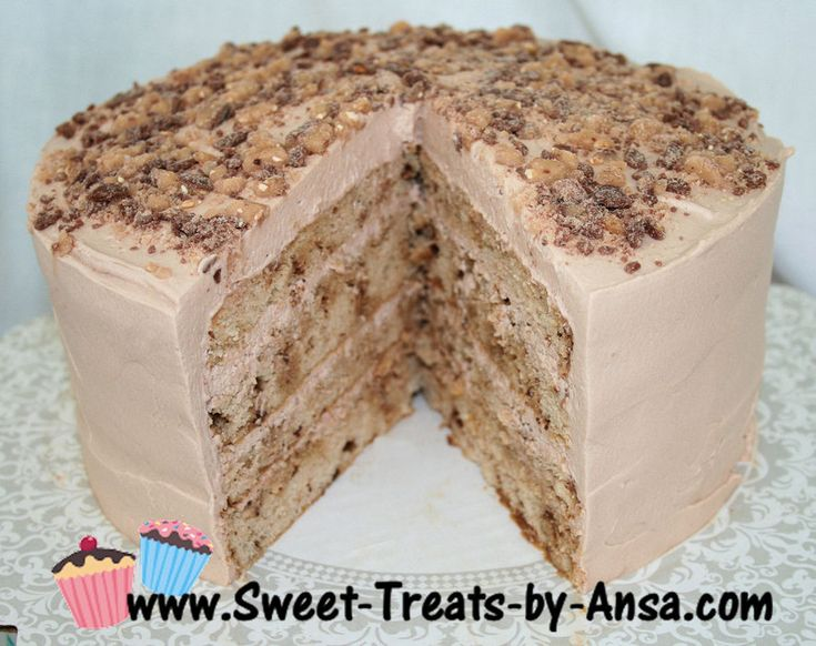 Tiramisu Toffee Torte | Sweets | Pinterest