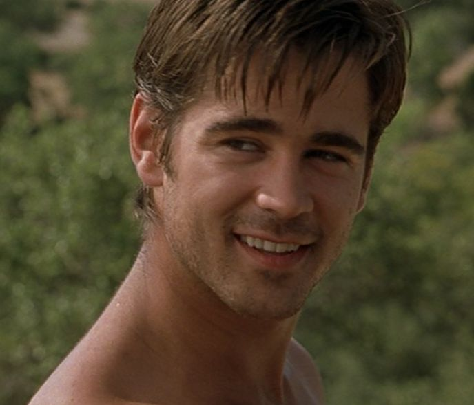 Colin Farrell as Jesse...